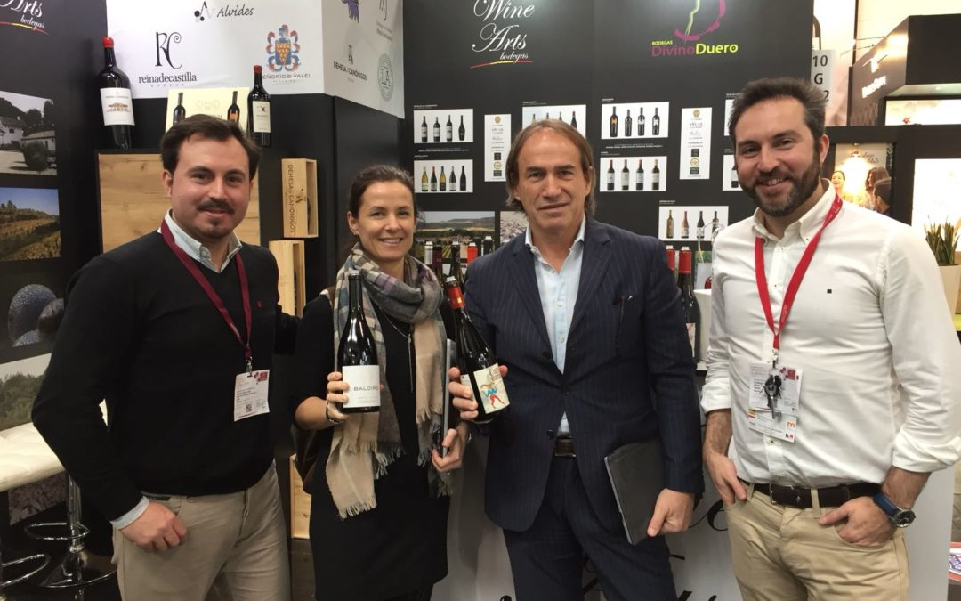 ProWein 2018 -(Feria Internacional del Vino y Licores):