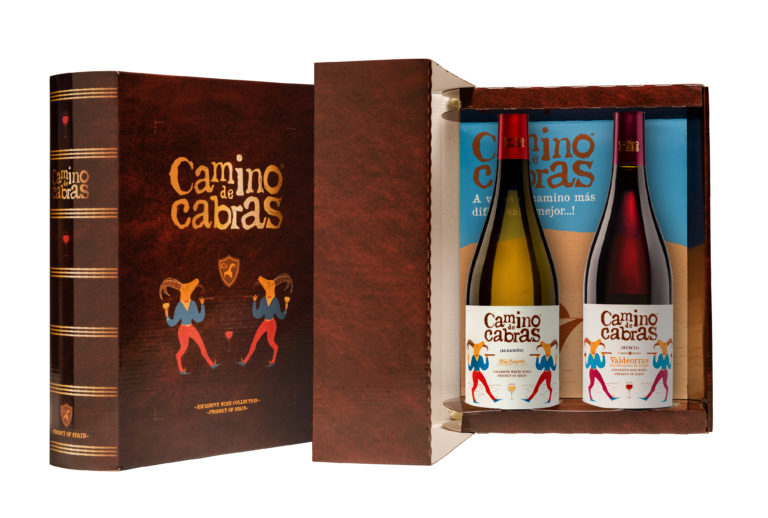 Caja de vino 3 albariño y mencía