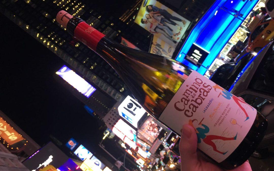 CAMINO DE CABRAS在纽约