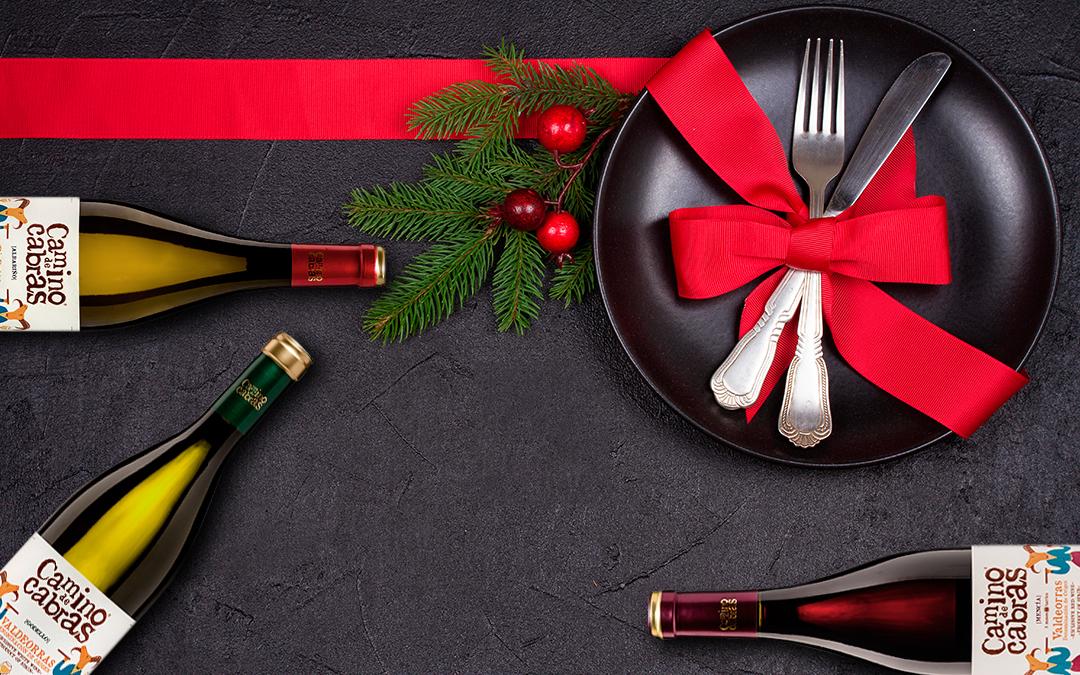 Vinos para Navidad: aprende a maridar tus menús