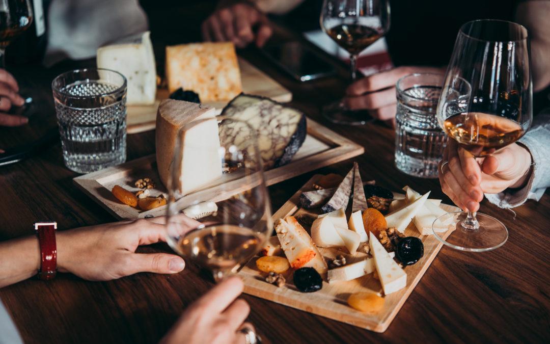 Maridaje de vinos y quesos: claves para la combinación perfecta