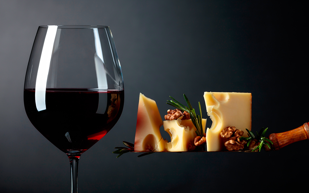Swiss cheese varieties and wines to match them